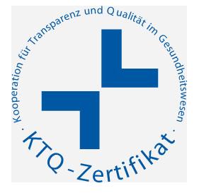 KTQ zertifizierte Klinik
